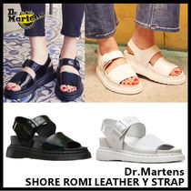 【Dr.Martens】SHORE ROMI LEATHER Y STRAP 20906001 21145100