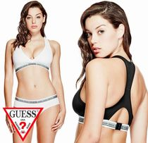 *GUESS*ブラレット ACTIVE LOGO BAND BRALETTE(全2色)