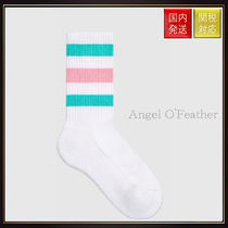 【グッチ】Stretch Cotton Socks With Web レッグウェア