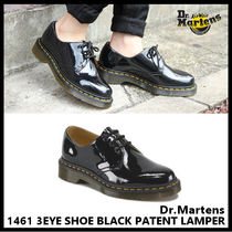 【Dr.Martens】1461 3EYE SHOE BLACK PATENT LAMPER 10084001