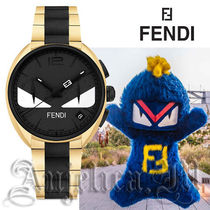 ★レア★ Fendi Momento Bugs Two Tone 40 mm Watch F215411400