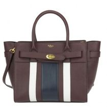 【関税・送料込】 Mulberry マルベリー BAYSWATER COLLEGESTRIP