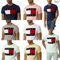 SALE●Tommy Hilfiger●メンズトミーフラッグロゴTシャツ