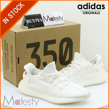 即発 adidas CP9366 YEEZY BOOST 350 V2 CREAM WHITE 9.5/27.5cm