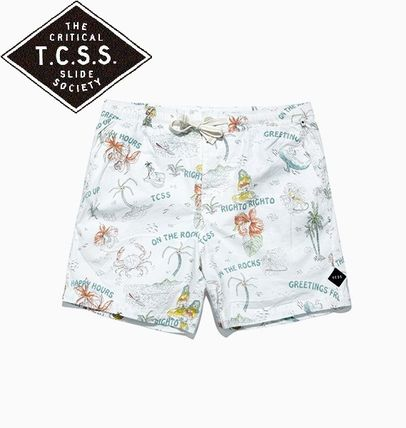 * About pumping free * TCSS HAPPY HOUR 16 boardshorts