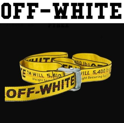 * Only * * OFF WHITE Industrial Belt