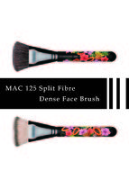 MAC 125 Split Fibre Dense フェイスブラシ Fruity Juicy 限定品