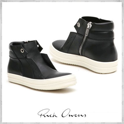 Without RICK OWENS sneakers