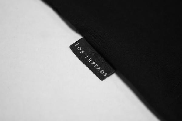 TOP THREADS★UNDERRATED LONG SLEEVE- BLACK