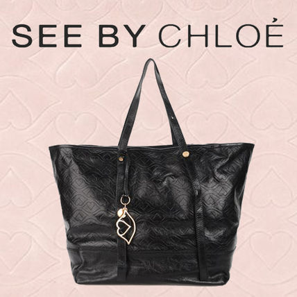 See by Chloe マザーズバッグ 超VIP割【関税込】See by Chloe(シーバイクロエ)・BISOUトート