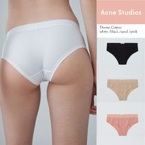[Acne] Denise Cotton classic shorts 女性用クラシックショーツ