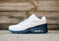 NIKE AIR MAX BW Premium ( Sail / Mid Navy / Ale Brown )