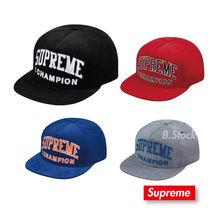 [17S/S] 国内発送 Supreme  Champion 5 panel Cap