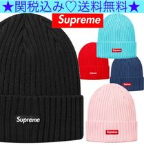 ★SUPREME17SS★Overdyed Ribbed Beanie★
