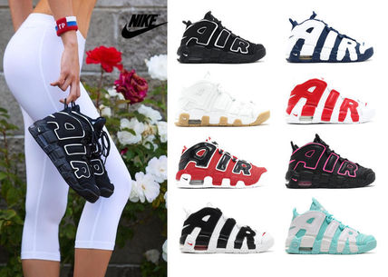 Nike スニーカー 人気No.1 レディース&キッズ★NIKE AIR MORE UPTEMPO★モアテン