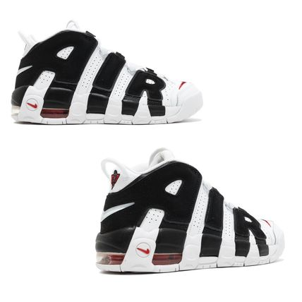 Nike スニーカー 人気No.1 レディース&キッズ★NIKE AIR MORE UPTEMPO★モアテン(14)