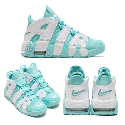 Nike スニーカー 人気No.1 レディース&キッズ★NIKE AIR MORE UPTEMPO★モアテン(15)