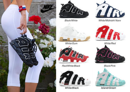 Nike スニーカー 人気No.1 レディース&キッズ★NIKE AIR MORE UPTEMPO★モアテン(16)