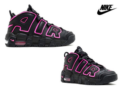 Nike スニーカー 人気No.1 レディース&キッズ★NIKE AIR MORE UPTEMPO★モアテン(10)