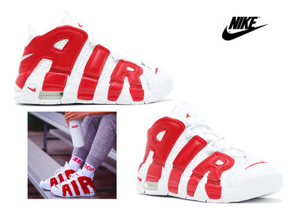 Nike スニーカー 人気No.1 レディース&キッズ★NIKE AIR MORE UPTEMPO★モアテン(12)