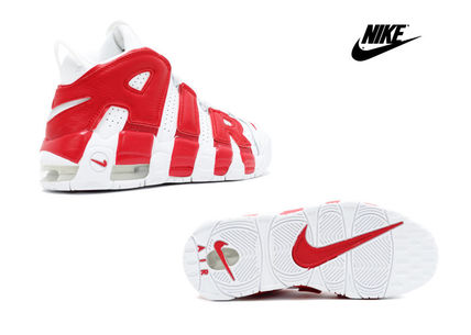 Nike スニーカー 人気No.1 レディース&キッズ★NIKE AIR MORE UPTEMPO★モアテン(13)
