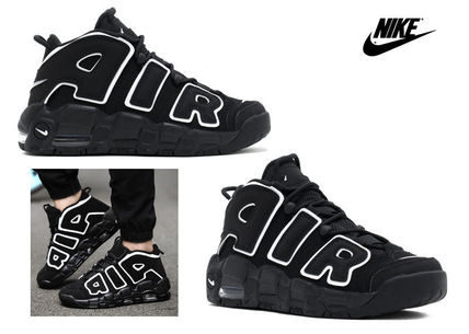 Nike スニーカー 人気No.1 レディース&キッズ★NIKE AIR MORE UPTEMPO★モアテン(2)