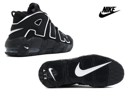 Nike スニーカー 人気No.1 レディース&キッズ★NIKE AIR MORE UPTEMPO★モアテン(3)