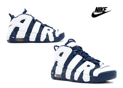 Nike スニーカー 人気No.1 レディース&キッズ★NIKE AIR MORE UPTEMPO★モアテン(4)