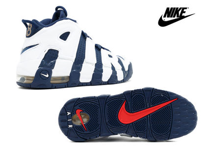 Nike スニーカー 人気No.1 レディース&キッズ★NIKE AIR MORE UPTEMPO★モアテン(5)