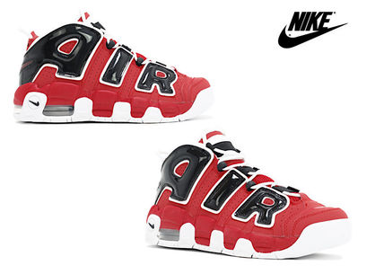 Nike スニーカー 人気No.1 レディース&キッズ★NIKE AIR MORE UPTEMPO★モアテン(6)