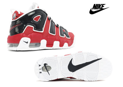 Nike スニーカー 人気No.1 レディース&キッズ★NIKE AIR MORE UPTEMPO★モアテン(7)