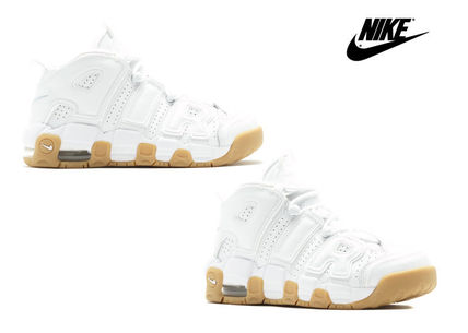 Nike スニーカー 人気No.1 レディース&キッズ★NIKE AIR MORE UPTEMPO★モアテン(8)