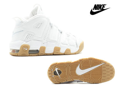 Nike スニーカー 人気No.1 レディース&キッズ★NIKE AIR MORE UPTEMPO★モアテン(9)