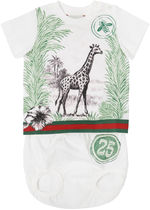 GUCCI▽人気大人 コットン JERSEY Tシャツ & DIAPER COVER
