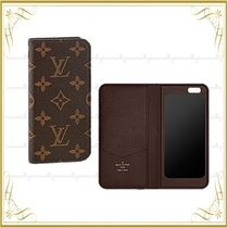 Louis Vuitton iphone7ケース フォリオ(マロン)他4color