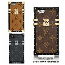 Louis Vuitton アイトランクEYE-TRUNK iPhone7 追跡送料込み