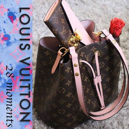 LV * popular shoulder bag bucket * none