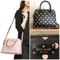 国内発追跡付♪Kate Spade Wellesley Small Rachelle 2Wayバック
