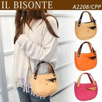 IL BISONTE ショルダーバッグ A2208/CPP VACCH.BICORE
