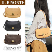 IL BISONTE 2WAYバッグ ショルダーバッグ A2310..P VACCHETTA