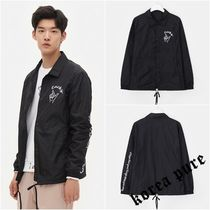 ハッピープライス♪ 【8SECONDS】 Lucky Coach Jacket - Black