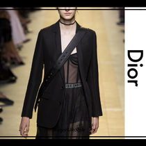 LOOK38◇Single Breasted ジャケット◇Christian Dior