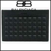 【BALENCIAGA(バレンシアガ)】 Studded Card Holder