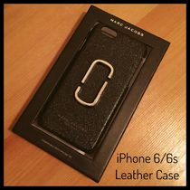 MJ / iPhone 6/6S case / 'J, Marc.' Leather Case