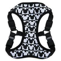 ディズニー Mickey Mouse Checkered Comfort Harness for Dogs