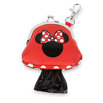 ディズニー Minnie Mouse Pet Waste Bag and Dispenser Set