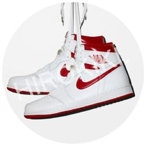 "NIKE AIR JORDAN 1 RETRO HIGH OG ""METALLIC RED"" メタリック 赤"