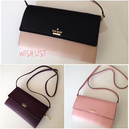 kate spade ★SALE!★ポシェット★クラッチ★財布★stormie