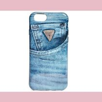 【GUESS】新作★デニムプリントiPhone7ケース