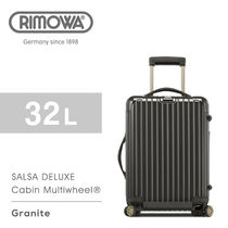 RIMOWA SALSA DELUXE Cabin Multiwheel 32L サルサデラックス
